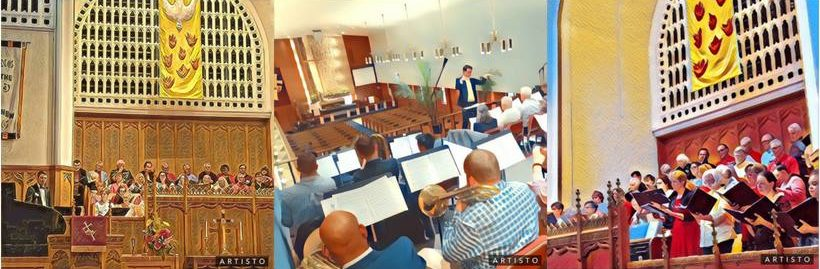 United in Voice Festival Chorus: A Celebration of Sacred Music